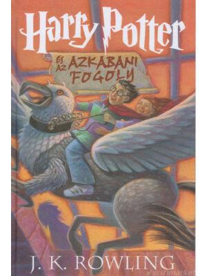 Harry Potter és az azkabani fogoly [3. könyv, J. K. Rowling]
