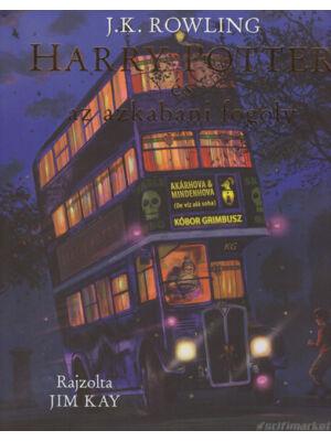 Harry Potter és az azkabani fogoly [illusztrált 3. könyv]