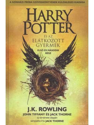 Harry Potter és az elátkozott gyermek [8. könyv]