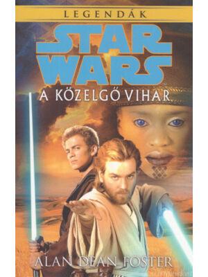A közelgő vihar [Star Wars könyv]