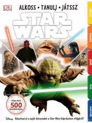 Star Wars - Alkoss, játssz, tanulj!  [fejlesztő könyv]