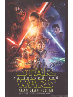 Az ébredő Erő [Star Wars könyv a film alapján]