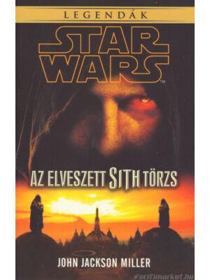 Az elveszett Sith törzs [Star Wars könyv]