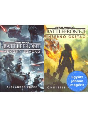 Battlefront 1. és 2. rész csomagban [Star Wars könyvek]