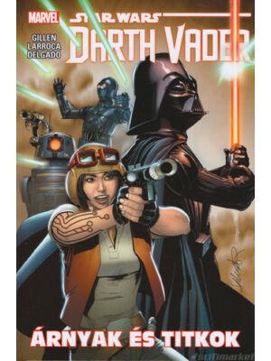 Árnyak és titkok [Darth Vader képregények 2.]