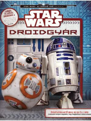 Droidgyár [Star Wars gyerekkönyv, Daniel Wallace]