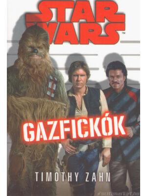 Gazfickók [Star Wars könyv]