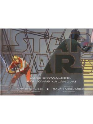 Luke Skywalker, a Jedi lovag kalandja [Star Wars könyv]