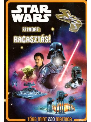 Star Wars - Matricás foglalkoztató 2. [gyerekkönyv]