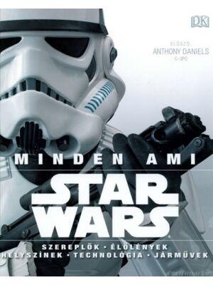 Minden, ami Star Wars [könyv]