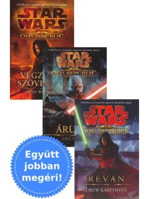 3 Old Republic könyv egy csomagban