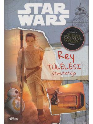 Rey túlélési útmutatója [Star Wars könyv]