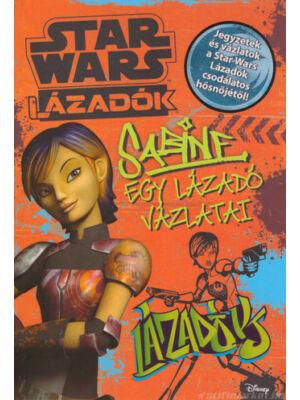 Sabine - Egy lázadó vázlatai [Star Wars gyerekkönyv]