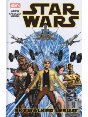 Skywalker lesújt [Star Wars képregények 1.]
