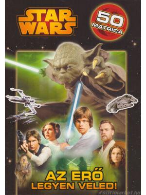 Star Wars - Matricás foglalkoztató 1. [gyerekkönyv]