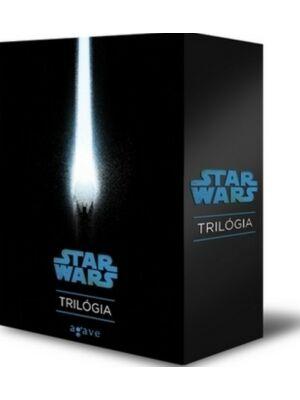 Az eredeti Star Wars trilógia könyvei díszdobozban