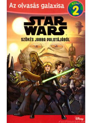 Szökés Jabba palotájából [Star Wars olvasókönyv 3.]