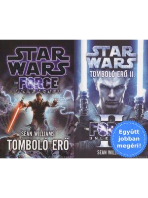 Tomboló erő I.-II. csomagban [Star Wars könyv]