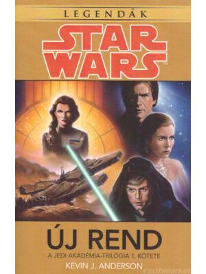 Új rend [Antikvár Star Wars könyv]