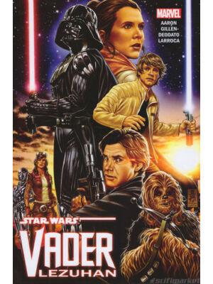 Vader lezuhan [Darth Vader képregény]