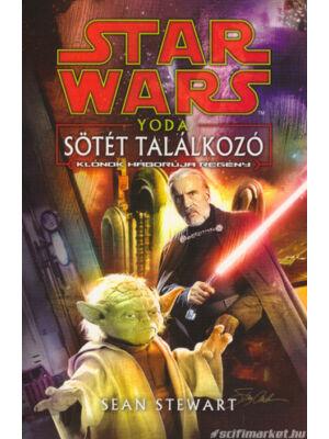 Yoda - Sötét találkozó [Antikvár Star Wars könyv]