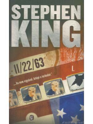 11/22/63 I-II kötet [antikvár Stephen King könyv]