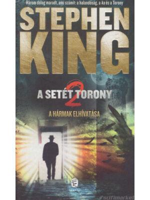 A hármak elhívatása [Stephen King könyv, Setét torony 2. rész]