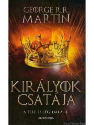 Királyok csatája [Trónok harca sorozat 2. könyv, George R. R. Martin]