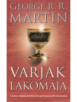 Varjak lakomája [Trónok harca sorozat 4. könyv, George R. R. Martin]
