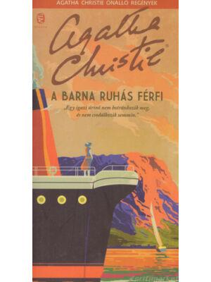 A barna ruhás férfi [Agatha Christie könyv]