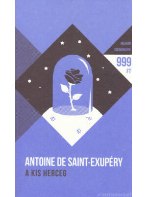 A kis herceg [Antoine De Saint-Exupéry könyv]