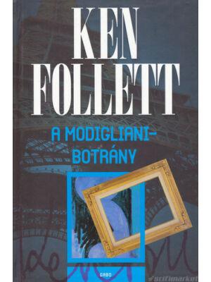 A Modigliani-botrány [Ken Follett könyv]