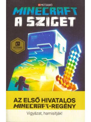 Minecraft: A sziget [Max Brooks könyv]