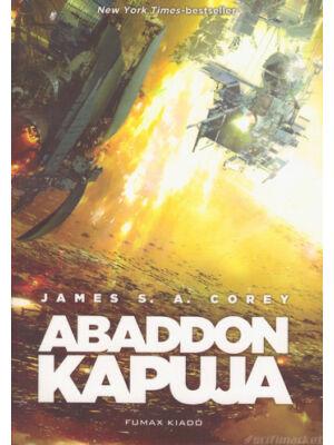Abaddon kapuja [Térség sorozat 3. könyv, James S.A. Corey]