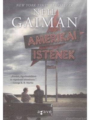 Amerikai istenek [Neil Gaiman könyv]