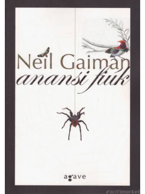 Anansi fiúk [Neil Gaiman könyv]