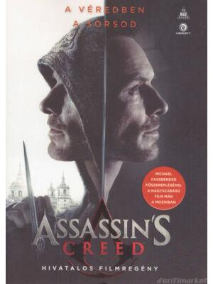 Assassin's Creed: A hivatalos filmregény [Christie Golden könyv]