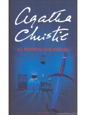 Az Ackroyd-gyilkosság [Agatha Christie/Poirot könyv]