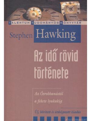 Az idő rövid története [Stephen Hawking könyv]
