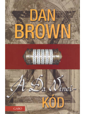 A Da Vinci-kód [Dan Brown könyv Robert Langdonnal]