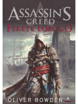 Fekete lobogó [Assassin's Creed sorozat 6. könyv, Oliver Bowden]