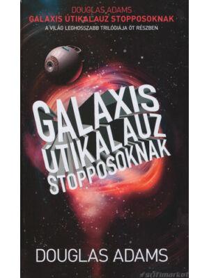 Galaxis útikalauz stopposoknak [Douglas Adams könyv]