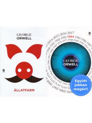 Az 1984 és az Állatfarm csomagban [George Orwell]