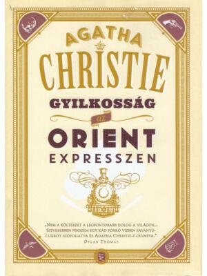 Gyilkosság az Orient expresszen [Agatha Christie/Poirot könyv]