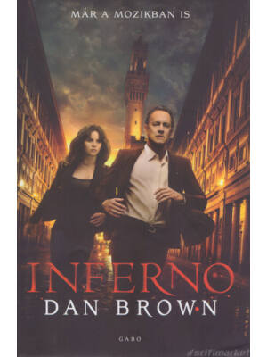 Inferno [Dan Brown könyv Robert Langdonnal]