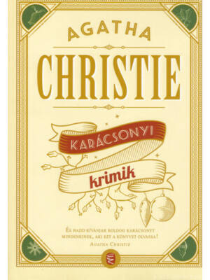 Karácsonyi krimik [Agatha Christie/Poirot könyv]
