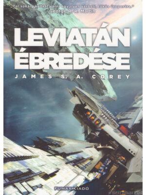 Leviatán ébredése [Térség sorozat 1. könyv, James S. A. Corey]