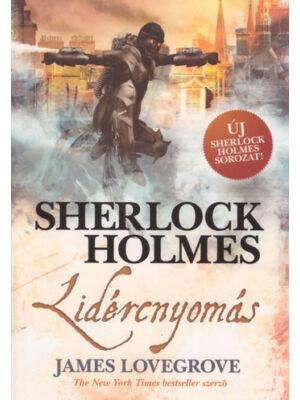 Sherlock Holmes: Lidércnyomás [James Lovegrove könyv]