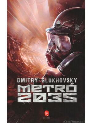 Metró 2035 [Dmitry Glukhovsky könyv]