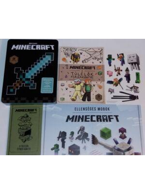 Minecraft túlélőcsomag [Mojang könyv]